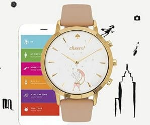 Kate Spade Smartwatch Review – Hybrid Smart Watch for Women