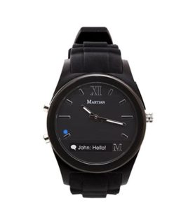 Martian Watches Notifier Smartwatch
