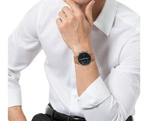 Skagen Hagen Connected Review – Leather Hybrid Smartwatch for men