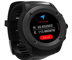Parnerme GPS Running Watch