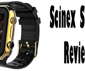 Scinex SW20 Review: GSM Smartwatch On Your Budget